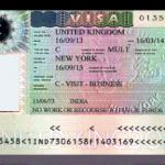 Бизнес-виза в Великобританию
