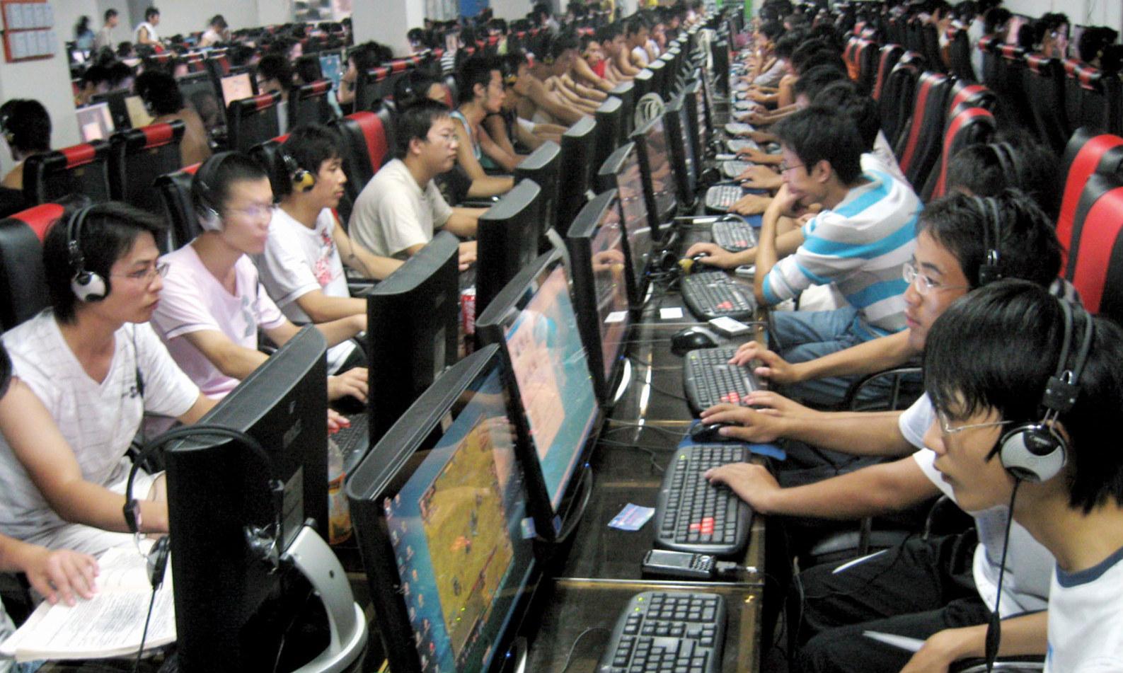 Стажировка в Китае