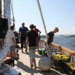 Специалисты-океанологи