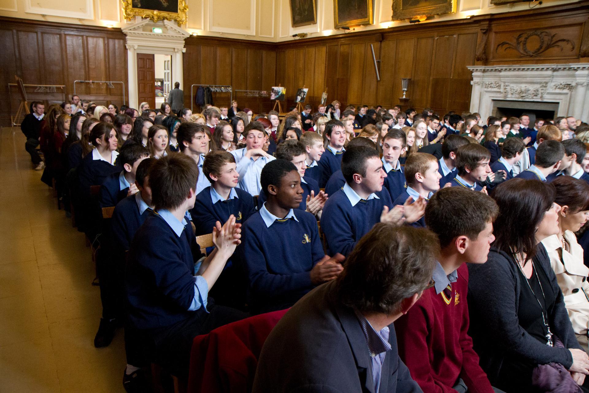 Образовательная система Ирландии и особенности обучения студентов из России