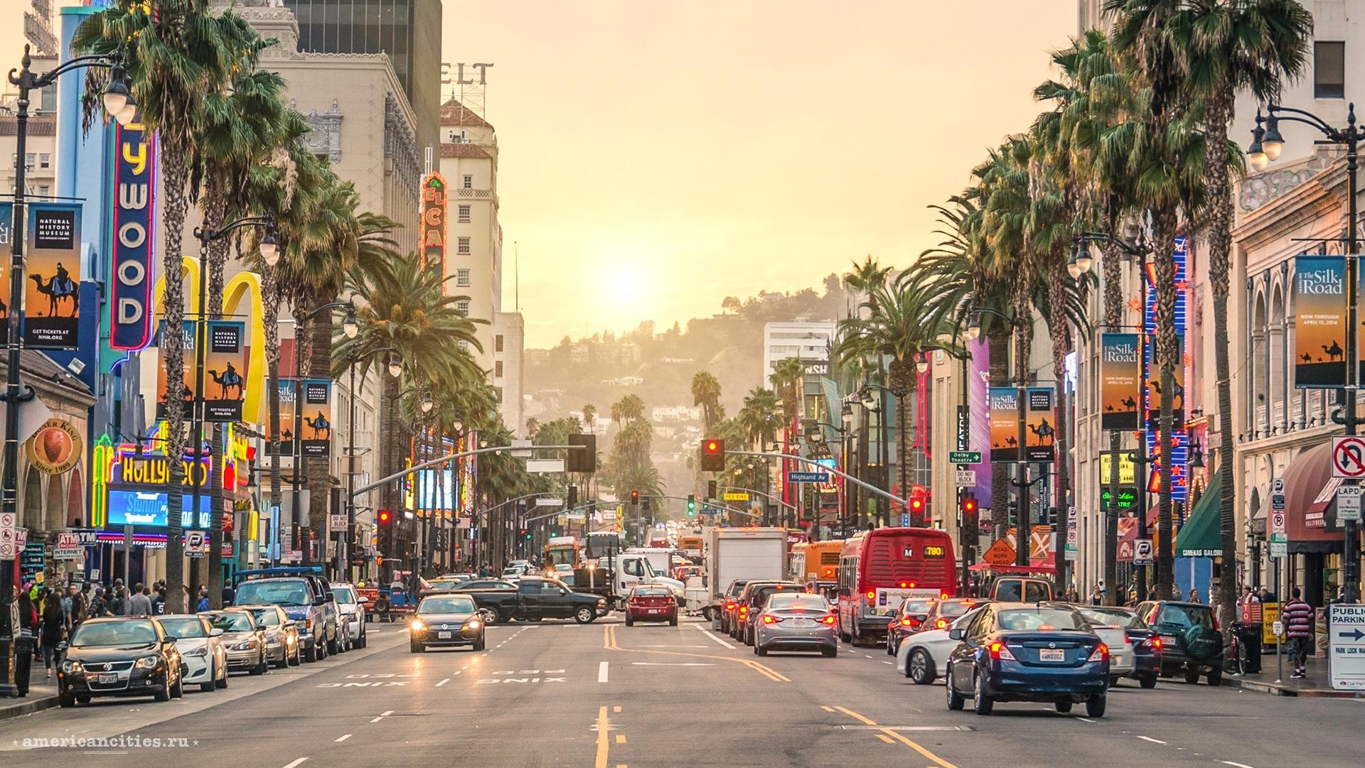Интервью с эмигрантом из Вологды в  Лос Анджелес