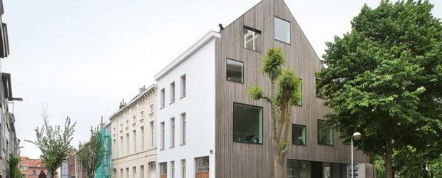Цены на квартиры и дома в Бельгии