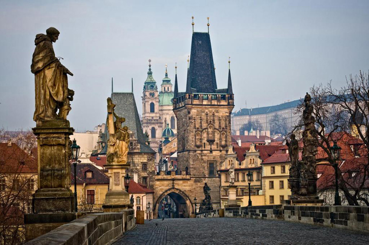 Всё об оформлении вида на жительство Чехии