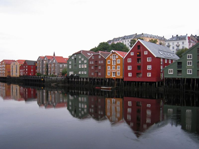Отзывы работа в норвегии сколько стоит дом в америке