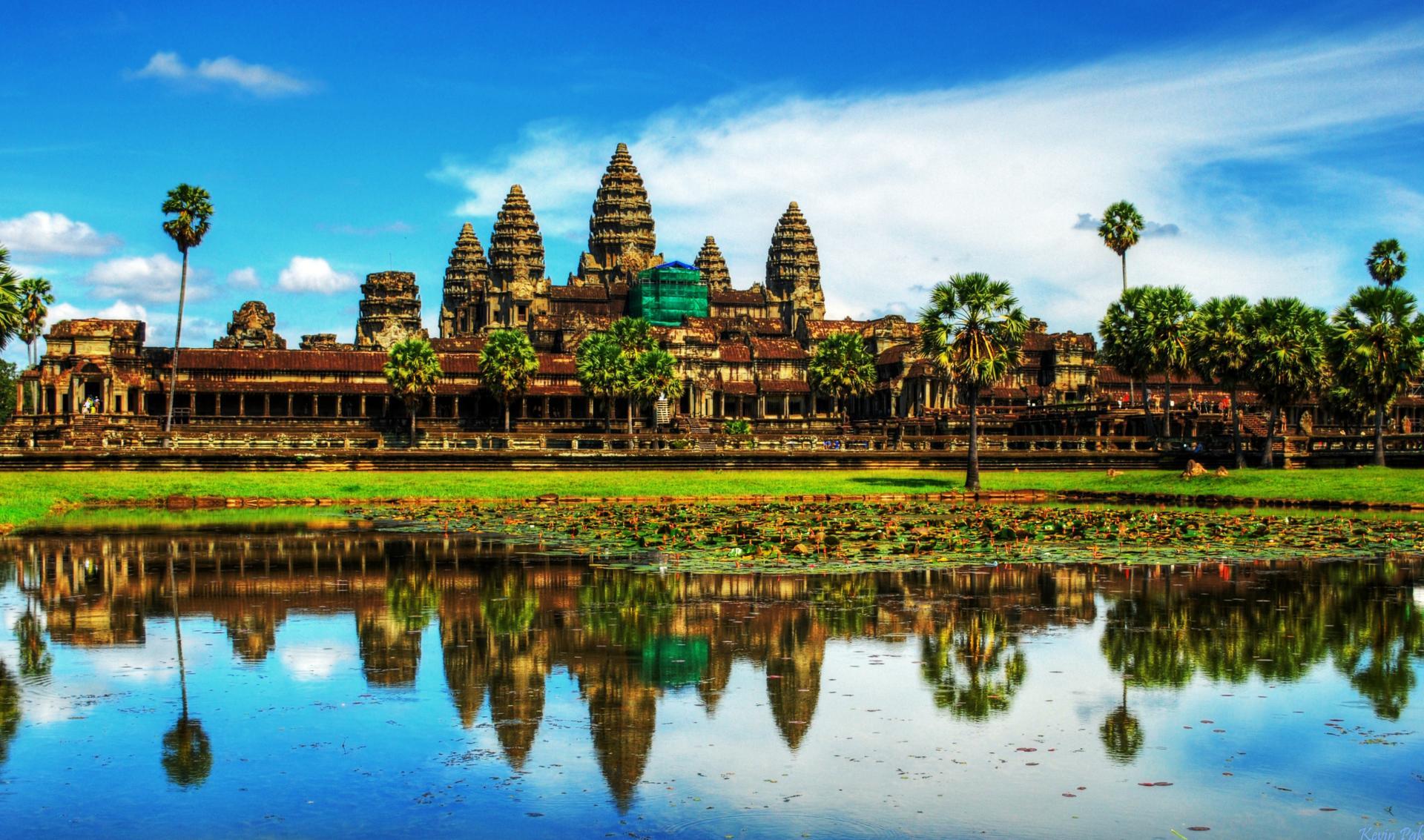 Всё о визах в Камбоджу