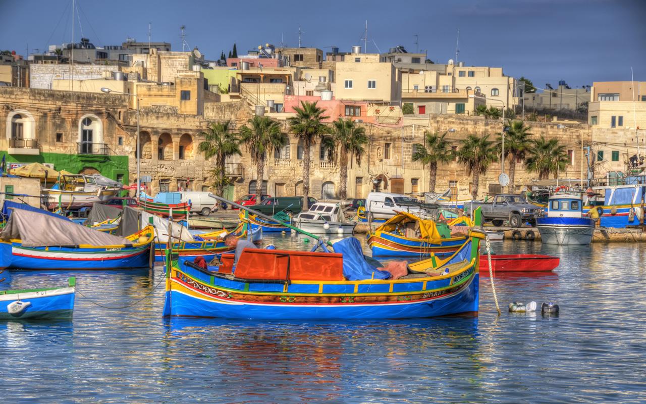 Шенгенские и национальные визы Мальты