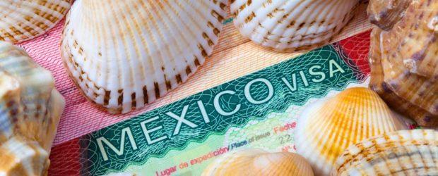 Мексика виза