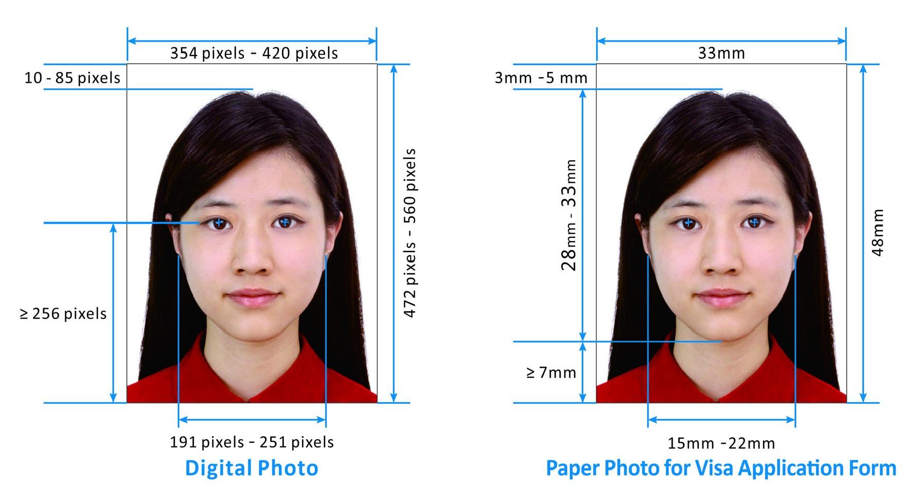 молодой размер фото для вьетнамской визы время заговора