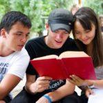 Студенты в Новой Зеландии