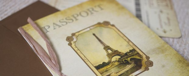 Франция паспорт