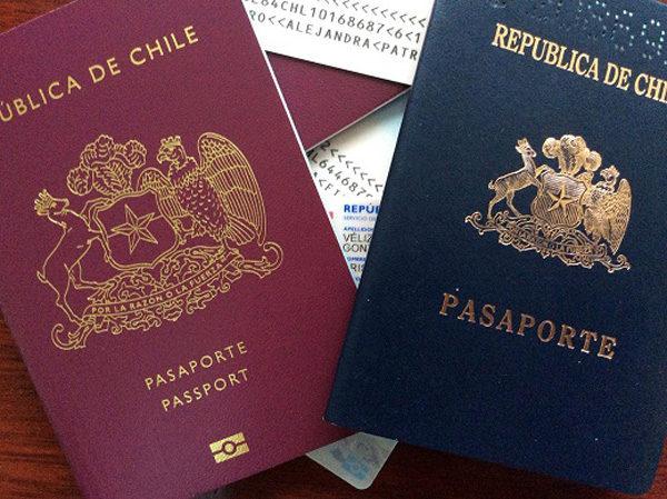 Паспорта Чили