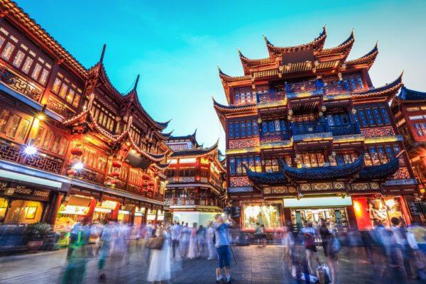 Традиционный Китай