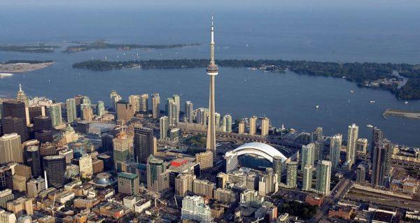 Торонто — город русских эмигрантов