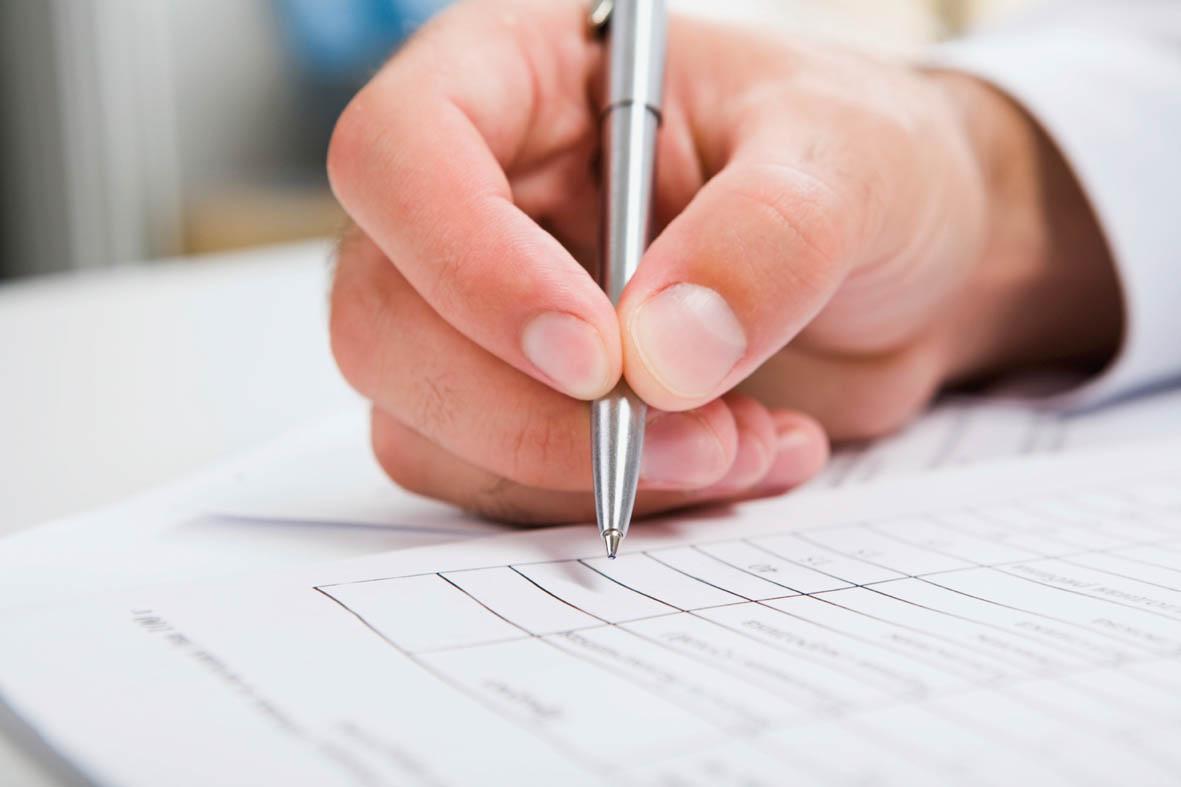 Готовим документы для оформления визы в Италию