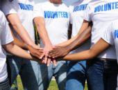 Мы такие разные, но все - волонтёры.