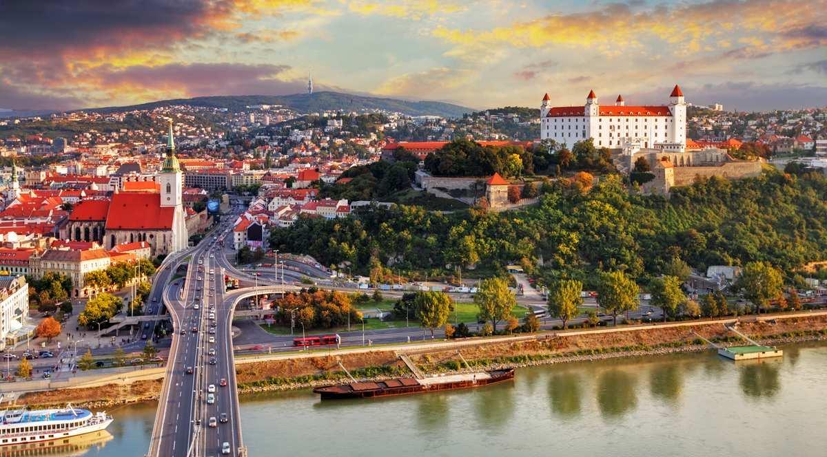 Виза в Словакию самостоятельно