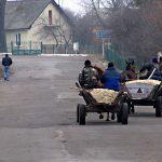 Деревня в Молдавии