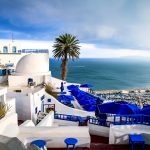 Город в Тунисе