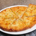 Хачапури по-мигрельски с сыром