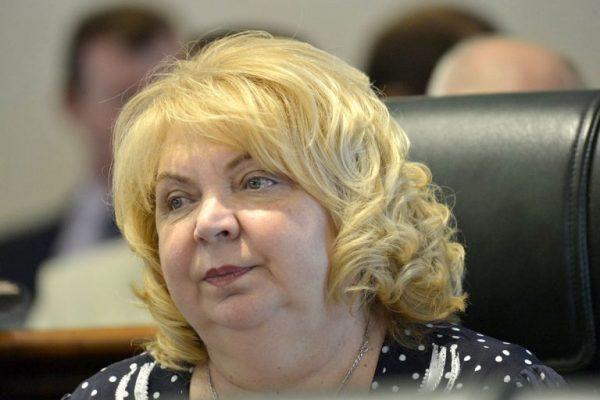 Депутат Светлана Максимова