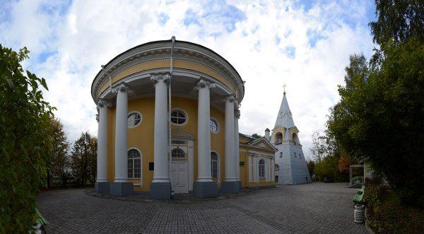 Архитектурный ансамбль «Кулич и Пасха» в Санкт-Петербурге