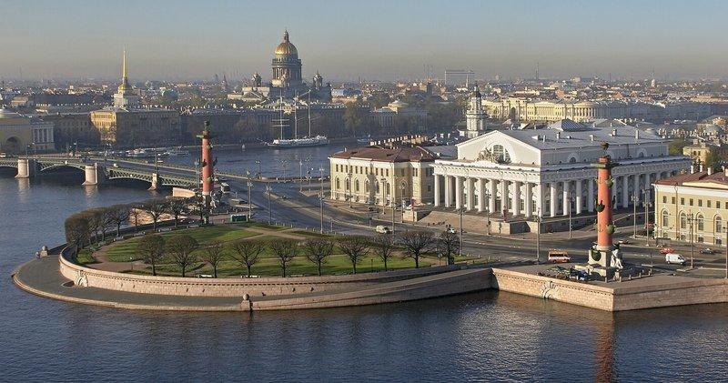 Необычные достопримечательности Санкт-Петербурга: подборка фото