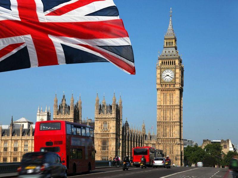 Лондон в фотографиях: достопримечательности города