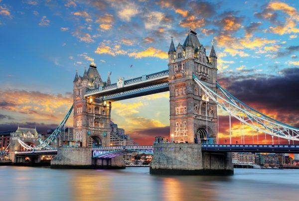 Мост над Темзой