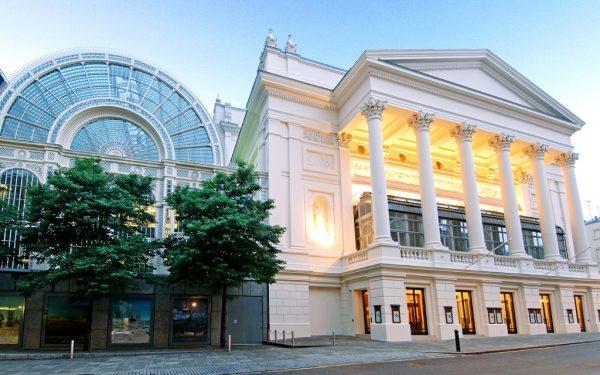 Королевский театр «Ковент-Гарден»