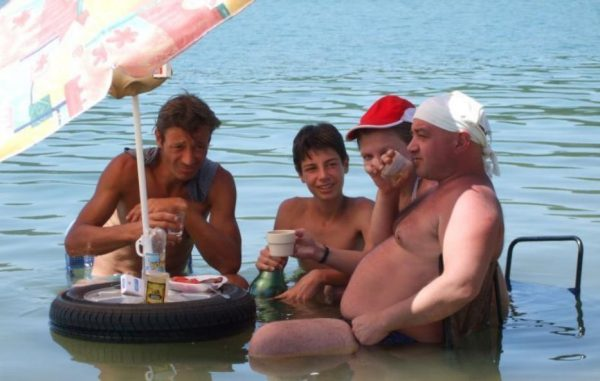 русские за границей