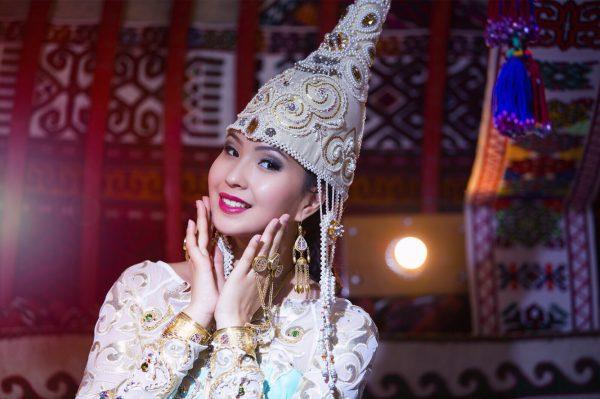 почему казашки выходят замуж за русских