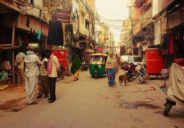 Улица в Гоа