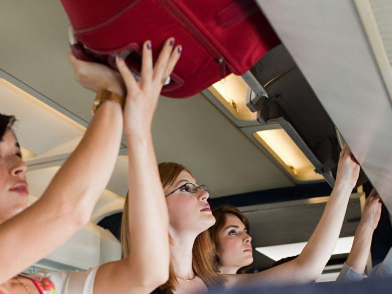 Что можно брать с собой в самолёт в ручной клади