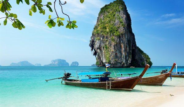 Море в Таиланде