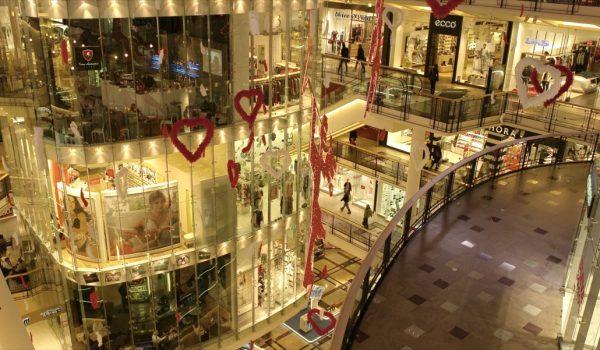 Чешский торговый центр