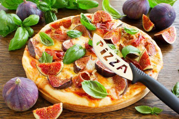 Пицца с фигами