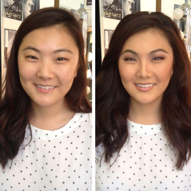 корейский макияж до и после фото любопытных туристов