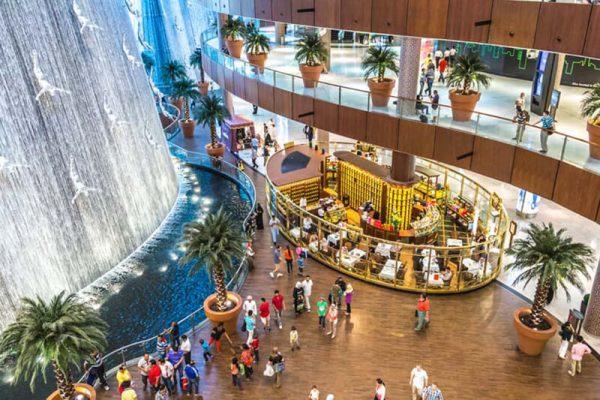 Торговый центр в Дубае