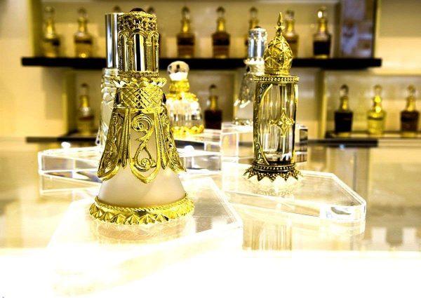 Масляные духи из Дубая
