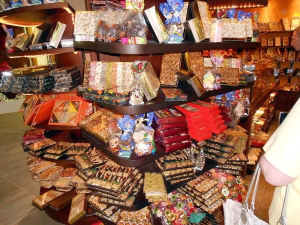 Дубайские сладости