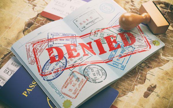 отмена отеля после получения визы