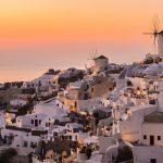 греция осенью